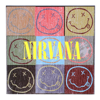 magnet NIRVANA - ROCK OFF