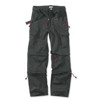 kalhoty SURPLUS - Trekking Trouser - BLACK - 05-3595-03