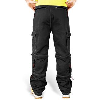 kalhoty SURPLUS - Trekking Trouser - BLACK