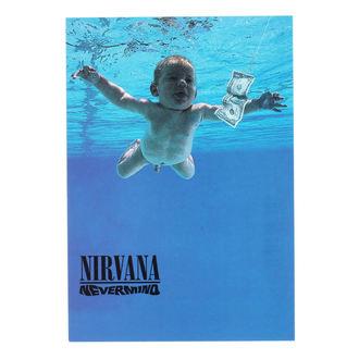 pohlednice Nirvana - ROCK OFF, ROCK OFF, Nirvana