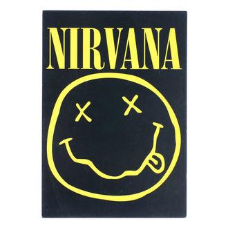 pohlednice Nirvana - ROCK OFF - NIRVPC01