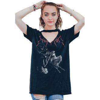 tričko dámské EMPEROR - RIDER - PLASTIC HEAD - KU018