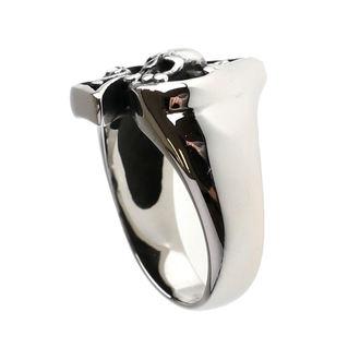 prsten ETNOX - Ace of Spades - Skull - SR1401