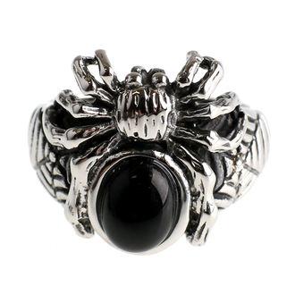 prsten ETNOX - Black Spider - SR1153