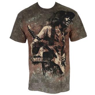 tričko pánské Jimi Hendrix - Stone Free - Liquid Blue, LIQUID BLUE, Jimi Hendrix