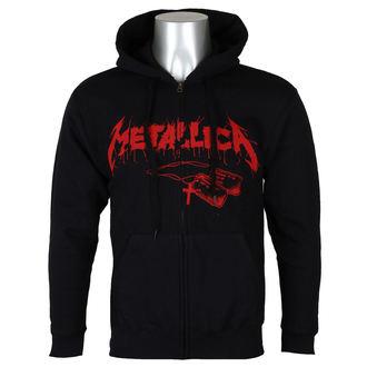 mikina pánská Metallica - One Cover - Black - RTMTLZHBCOV