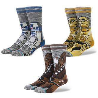 ponožky (sada 3 ks) STAR WARS - SIDEKICK - STANCE, STANCE