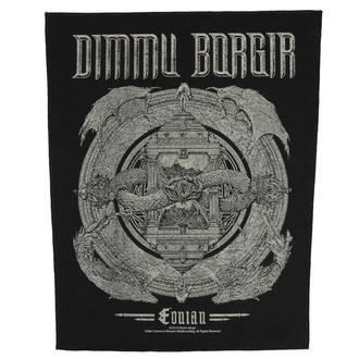 nášivka velká Dimmu Borgir - Eonian - RAZAMATAZ, RAZAMATAZ, Dimmu Borgir