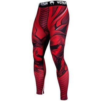 kalhoty pánské (legíny) VENUM - Bloody Roar - Red, VENUM