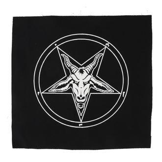 nášivka velká Baphomet - pentagram