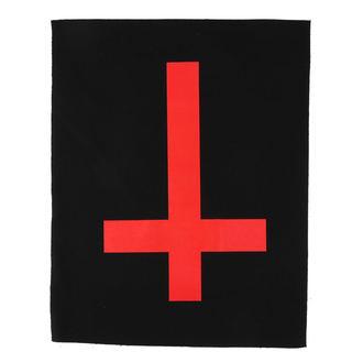 nášivka velká Cross red