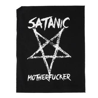 nášivka velká Satanic motherfucker