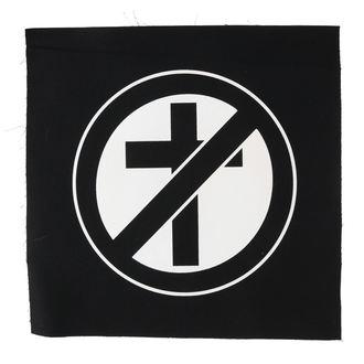 nášivka velká Stop Christianity