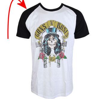 tričko pánské Guns N' Roses - Slash 85 - ROCK OFF - POŠKOZENÉ, ROCK OFF, Guns N' Roses