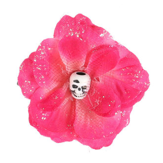 sponka do vlasů Skull - Little Pink, NNM
