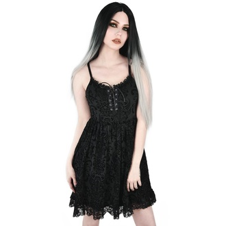 šaty dámské KILLSTAR - Scarlight Sun - KSRA001033