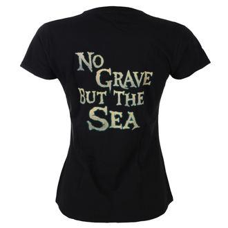 tričko dámské ALESTORM - No Grave But The Sea - NAPALM RECORDS, NAPALM RECORDS, Alestorm