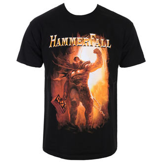 tričko pánské HAMMERFALL - Hector - NAPALM RECORDS, NAPALM RECORDS, Hammerfall