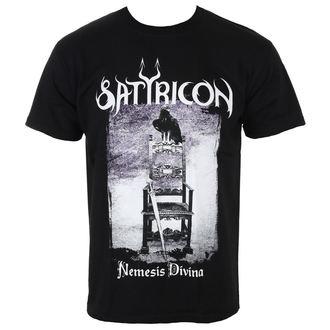 tričko pánské SATYRICON - Nemesis Divina - NAPALM RECORDS, NAPALM RECORDS, Satyricon
