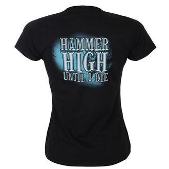 tričko dámské HAMMERFALL - Hammer - NAPALM RECORDS, NAPALM RECORDS, Hammerfall