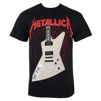 tričko pánské Metallica - Eet Fuk - Black, NNM, Metallica