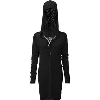 svetr dámský (cardigan) KILLSTAR - STELLA LUNA - BLACK, KILLSTAR