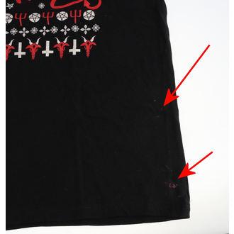 tričko pánské TOO FAST - SATAN'S LIL HELPER EVIL - MTS-T-HELP - POŠKOZENÉ, TOO FAST