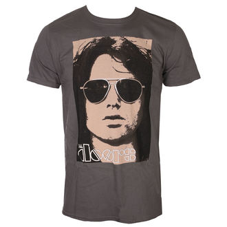 tričko pánské The Doors - Summer Glare - Grey - ROCK OFF