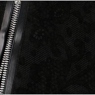 kabát dámský Poizen Industries - DARK SENSE - BLACK - POI516