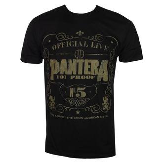 tričko pánské Pantera - BLK 101 - BRAVADO, BRAVADO, Pantera