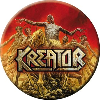 placka KREATOR - Phantom antichrist - NUCLEAR BLAST, NUCLEAR BLAST, Kreator