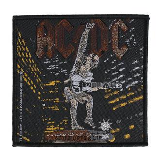 nášivka AC/DC - STIFF UPPER LIP - RAZAMATAZ, RAZAMATAZ, AC-DC