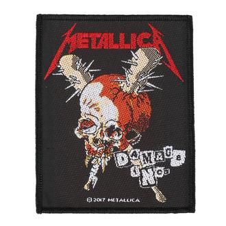 nášivka METALLICA - DAMAGE - RAZAMATAZ, RAZAMATAZ, Metallica