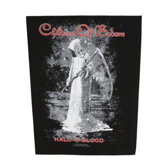 nášivka velká CHILDREN OF BODOM - HALO OF BLOOD - RAZAMATAZ, RAZAMATAZ, Children of Bodom