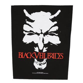 nášivka velká BLACK VEIL BRIDES - DEVIL - RAZAMATAZ, RAZAMATAZ, Black Veil Brides