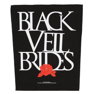 nášivka velká BLACK VEIL BRIDES - ROSE - RAZAMATAZ, RAZAMATAZ, Black Veil Brides