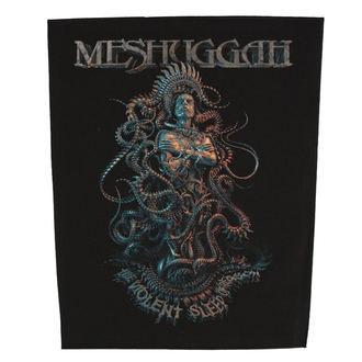 nášivka velká MESHUGGAH - VIOLENT SLEEP OF REASON - RAZAMATAZ, RAZAMATAZ, Meshuggah