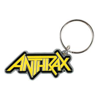 klíčenka (přivěšek) ANTHRAX - LOGO - RAZAMATAZ, RAZAMATAZ, Anthrax