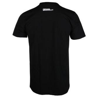 tričko pánské GRIMM DESIGNS - LONER, GRIMM DESIGNS