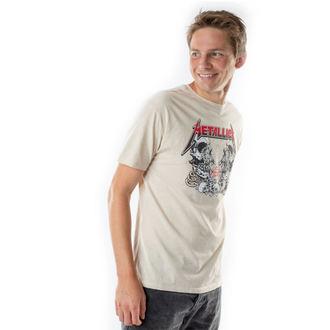 tričko pánské Metallica - AMPLIFIED, AMPLIFIED, Metallica