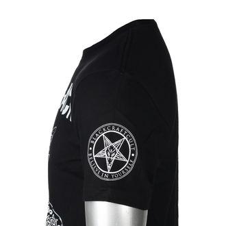 tričko pánské BLACK CRAFT - Wear Black Eat Pizza, BLACK CRAFT