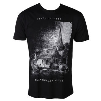 tričko pánské BLACK CRAFT - Faith is Dead, BLACK CRAFT