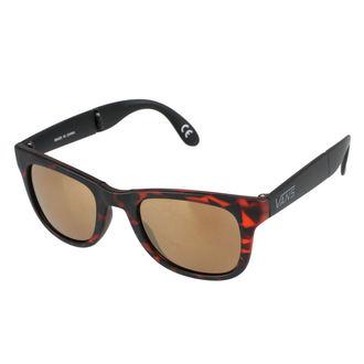 brýle sluneční VANS - MN FOLDABLE SPICOLI - Tortoise