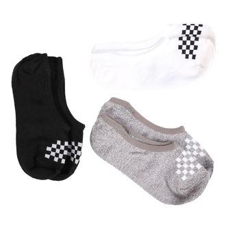 ponožky dětské (kotníkové) VANS - WM 1-6 3PK BSC ASSOR Multi, VANS