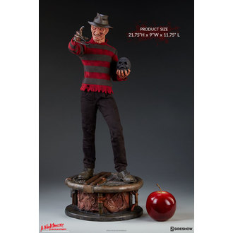 figurka (dekorace) Noční můra z Elm Street -  Freddy Krueger