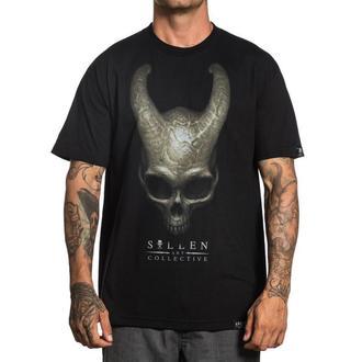 tričko pánské SULLEN - STEPHAN NEGUR - BLACK, SULLEN