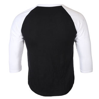 tričko pánské s 3/4 rukávem KISS - NEON BAND - PLASTIC HEAD, PLASTIC HEAD, Kiss