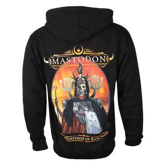 mikina pánská Mastodon - Emperor Of Sand - Black - ROCK OFF, ROCK OFF, Mastodon