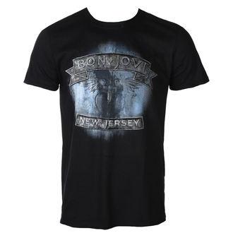 tričko pánské BON JOVI - NEW JERSEY - PLASTIC HEAD, PLASTIC HEAD, Bon Jovi