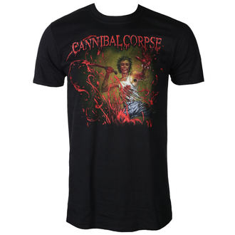 tričko pánské CANNIBAL CORPSE - RED BEFORE BLACK - PLASTIC HEAD